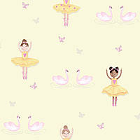 Ballerina Yellow