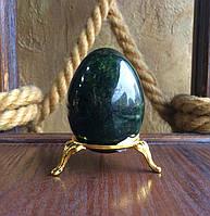 Яйцо из нефрита 5,5 см. (L)