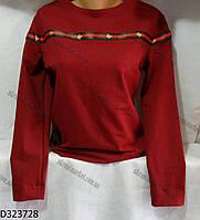 "Свитшот женский (42-48) ""Fashion""  LM-628"