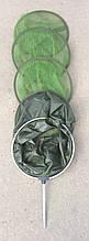 Садок прорезиненный круглый 2м