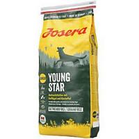 Josera (Йозера) Young Star беззерновой корм для щенков и молодых собак 15кг