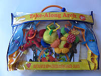 Игрушки для малышей, каталки