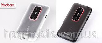 Чехол для HTC EVO 3D X515m - Yoobao 2 in 1 Protect case