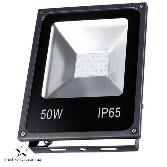 Прожектор светодиодный 50W MAGNUM FL20LED 6500К 2835SMD IP65