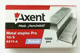 Скобы для степлера Акцент 10 Х 5 1000 шт