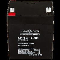 Аккумуляторная батарея,кислотная, LP 12 - 5,0 AH