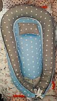 Кокон-позиционер для новорожденного