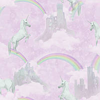 I believe in unicorns Pink