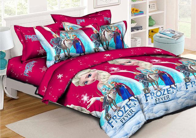 Детские комплекты постельного белья 150*220