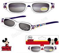 Детские солнцезащитные очки Disney Микки Маус белые 3314994232405