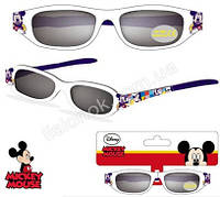 Детские солнцезащитные очки Disney Микки Маус белые