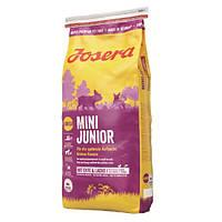 Josera (Йозера) Mini Junior Корм для щенков мелких пород 15кг