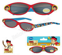 Детские солнцезащитные очки Disney Пираты красные