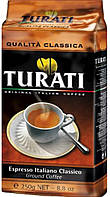 Итальянский кофе в зернах Turati Classica