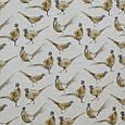 Декоративная ткань для штор, фазан, фото 2