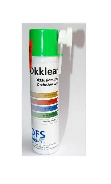 Оклюзійний спрей Okklean - 75 мл, зелений