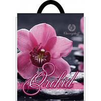 Пакет петля 25*30 Орхидея 50шт/уп