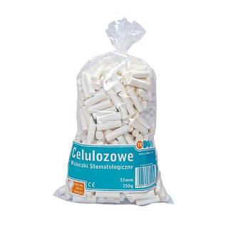 Валики стоматологические Fiomex (целлюлозные) 250 гр/уп, 2