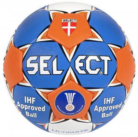 Мяч гандбольный Select ULTIMATE NEW 161286-330