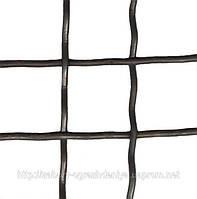 Сетка канилированная 10х1,7 мм черная