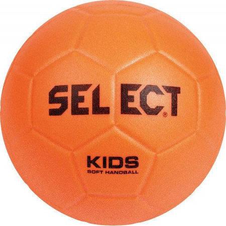 Мяч гандбольный Select Soft Kids (016) Orange 277025-016