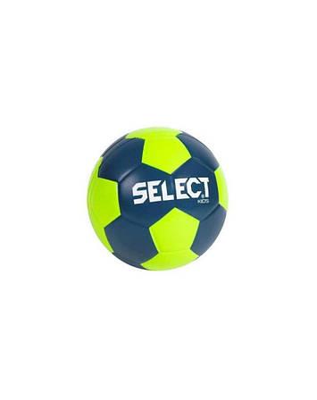Мяч гандбольный Select Foamball Kids III New (323) Blue-Green 237150-323