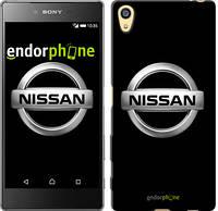 "Чехол на Sony Xperia Z5 Nissan. Logo v3 ""3131c-274-571"""