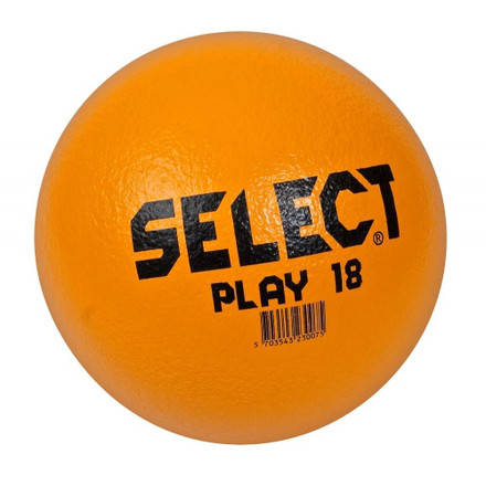 Мяч Select Play 21 Foamball (002) Orange 235210-002