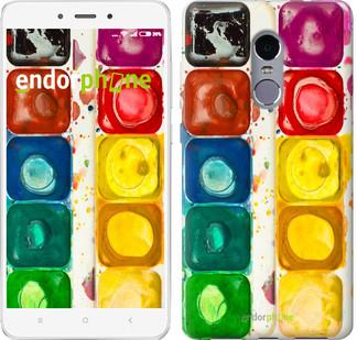 """Чехол на Xiaomi Redmi 5 Палитра красок """"2837c-1350-571"""""""