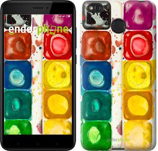 """Чехол на Xiaomi Redmi 4X Палитра красок """"2837c-778-571"""""""