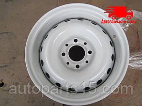 Диск колесный ВАЗ 2101-07 R13 белый. Ціна з ПДВ.
