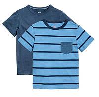 Набор детских футболок для мальчика Н&М
