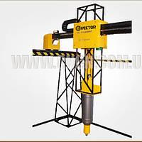 3D - принтер Vector 36-36-10 3D | Будівельний 3D - принтер