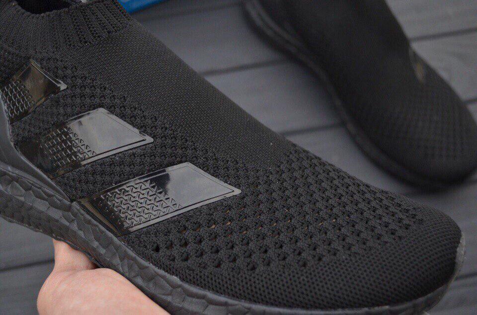 size 40 7a2a6 ae610 40 размер - Кроссовки Adidas ACE 16+ Pure Control Ultra Boost Triple Black  - Bigl.ua
