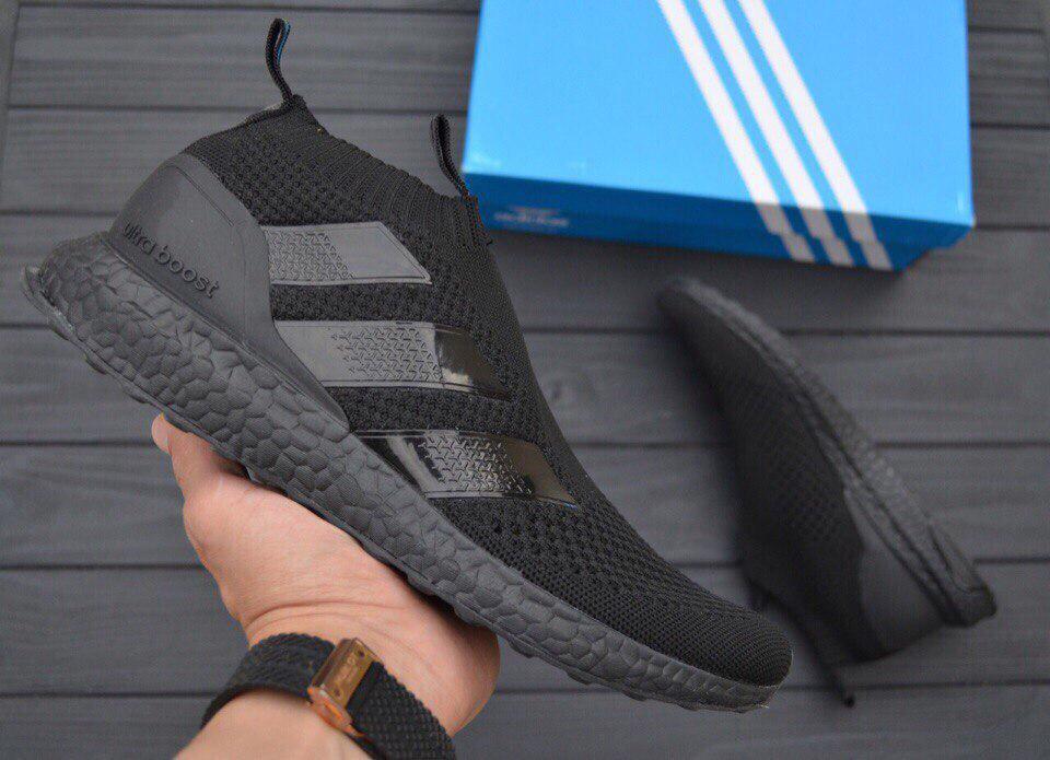 newest 7ea3f 33293 40 размер - Кроссовки Adidas ACE 16+ Pure Control Ultra Boost Triple Black