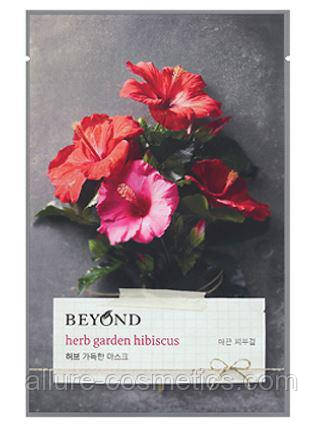 Маска для лица Beyond Herb Garden Гибискус