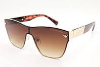 """Модные коричневые очки """"Armani"""""""