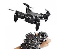 Мини квадрокоптер DH-800 c камерой и Wi-Fi