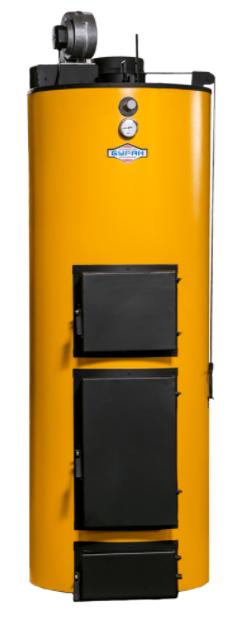 Котлы на твердом топливе длительного горения Буран 15 У (универсал) + ГВС