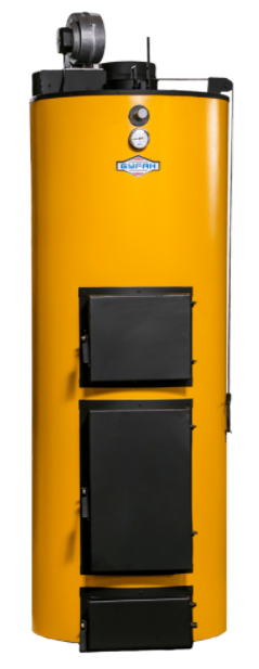 Твердотопливный котел длительного горения Буран 20 У (Универсал) + ГВС