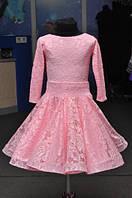 Рейтинговое платье (бейсик)  для девочки