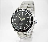 Часы OMEGA Seamaster 007 Edition 42mm Silver/Black. Класс: ААА. Реплика, фото 1