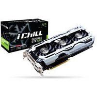Видеокарта GeForce GTX1060 OC Inno3D iChill HerculeZ X3 6Gb DDR5 192-bit (C106F2-3SDN-N5GSX)