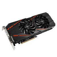 Видеокарта GeForce GTX1060 Gigabyte GAMING 6Gb DDR5 192-bit DVI/HDMI/3xDP 1847/8008 MHz(GV-N1060G1 GAMING-6GD)