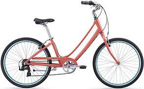 """Велосипед GIANT Liv Suede 2 корал S, 26"""""""