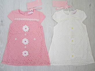 Платье для девочки , Венгрия , Emma girl, рр  86, 92, арт. 7837,