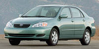 Лобовое стекло Toyota Corolla E140/150 (2007-2012)