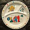 Тарелка детская, 200мм, пластик.