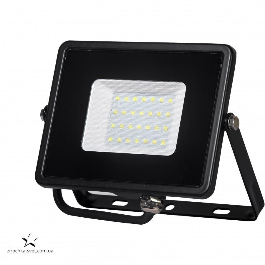Прожектор светодиодный 30W DELUX FMI 6500К 2835SMD