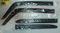 Ветровики окон ВАЗ 2101-2107 (дефлекторы) 4шт самоклеющиеся